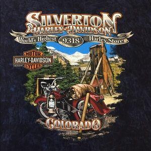 👀 Muscle Harley Davidson T-shirt Sz XL